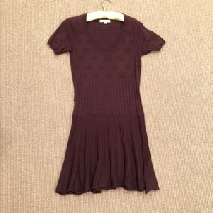 Chloe Purple Dress